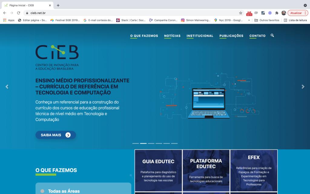 Site CIEB